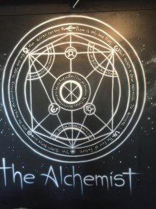 The Alchemist Coffee in Wilton Manors.
